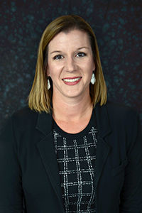 Laurelyn Arterbury was named as a new Leander ISD area superintendent.