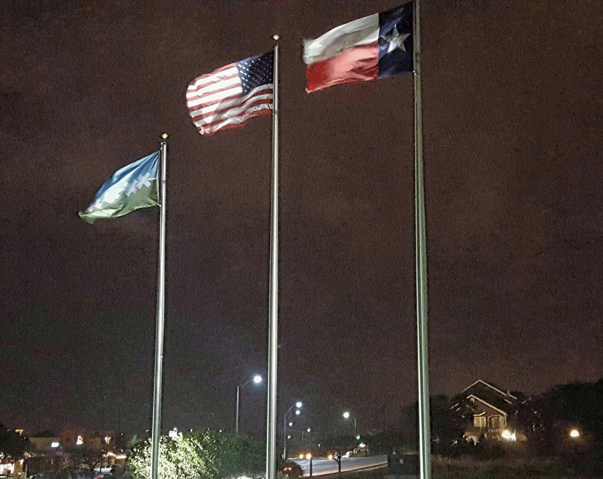 Cedar Park flag discussion in works