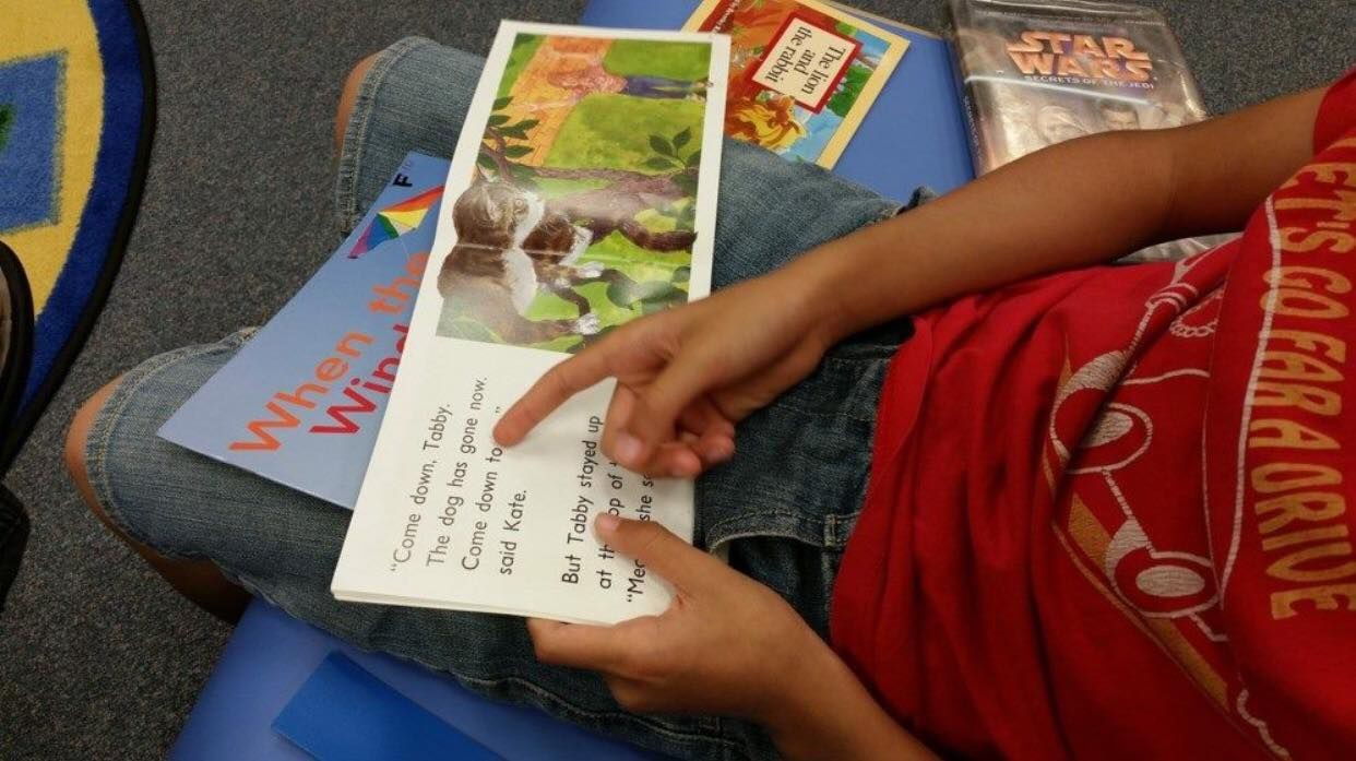 Education Connection has been instilling reading skills in elementary school students since 2010.