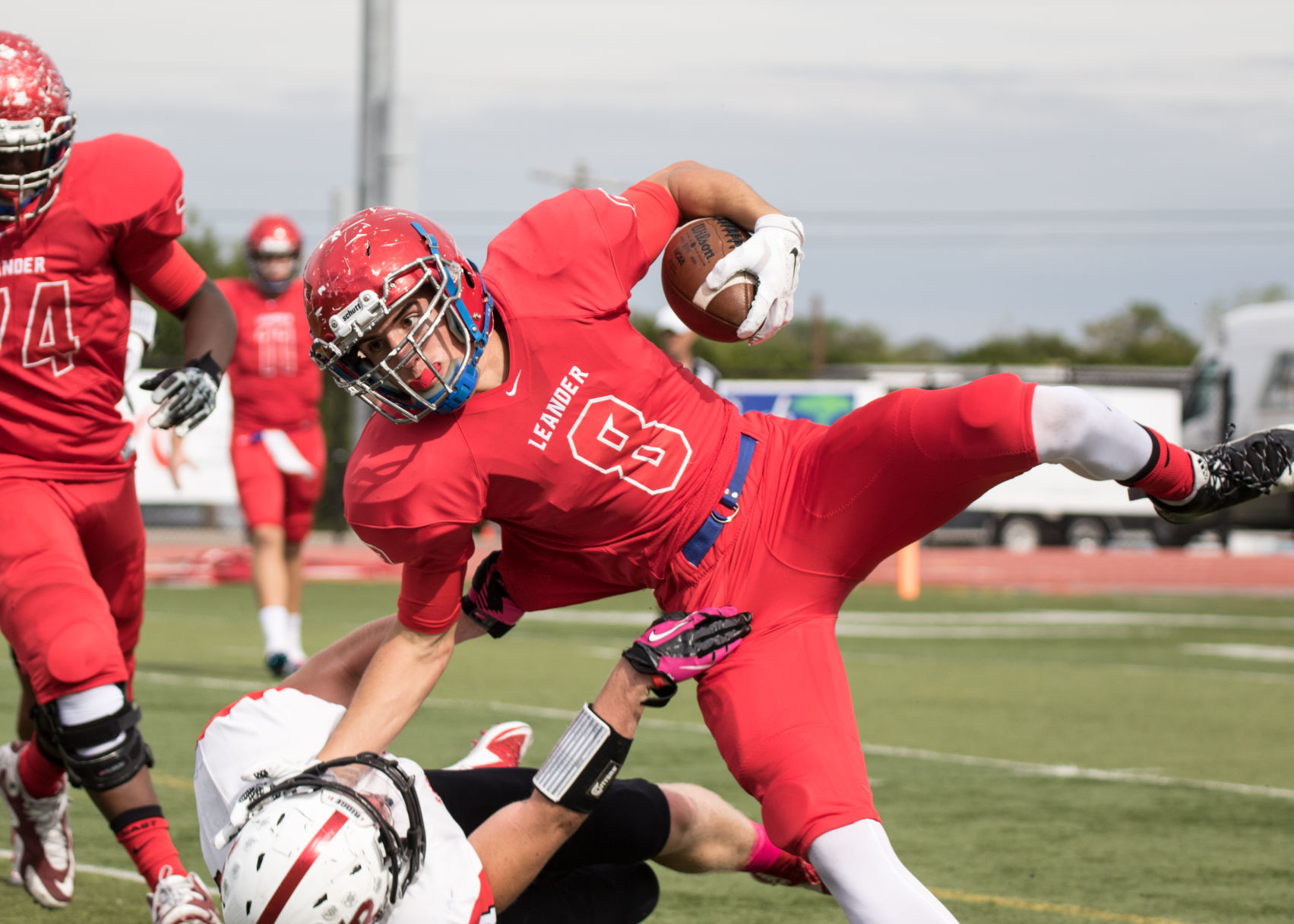 Leander plans to return to their past football stardom in the coming years