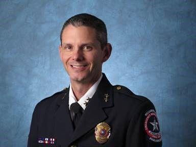 Mike Knipstein is the new Williamson County EMS director.
