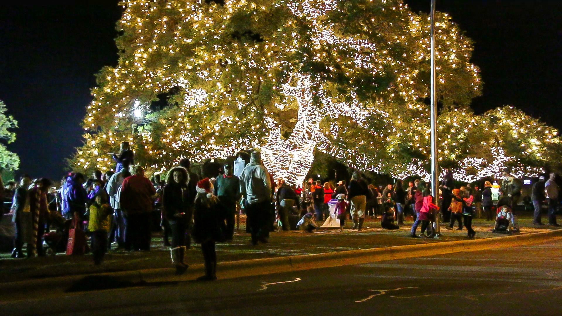 Last year, nearly 2,000 attended the annual Holiday Tree Lighting.