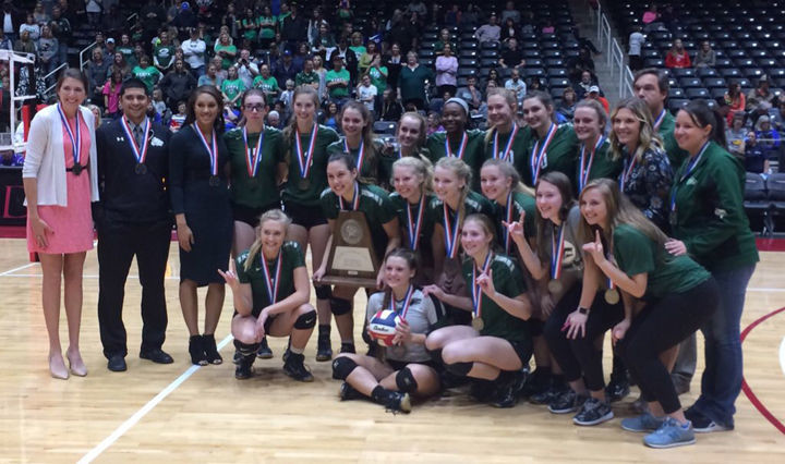 Cedar Park finished its best season, reaching the state title game.