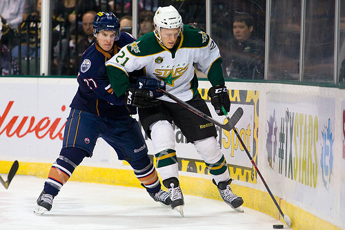 The Texas Stars defeated Oklahoma City 4-1 on Wednesday night, Oct. 23 at Cedar Park Center.