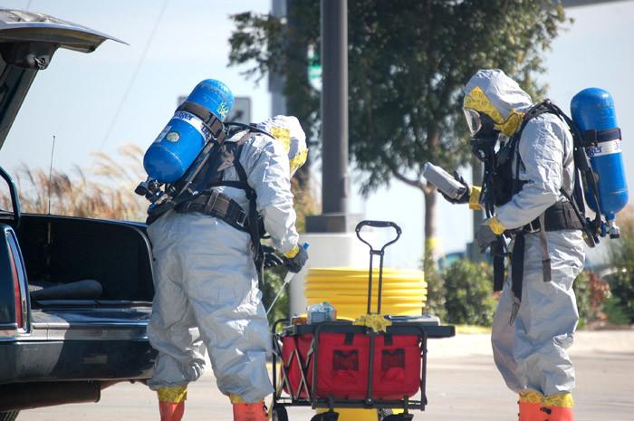 Suspicious substance hospitalizes WilCo deputies | Hill