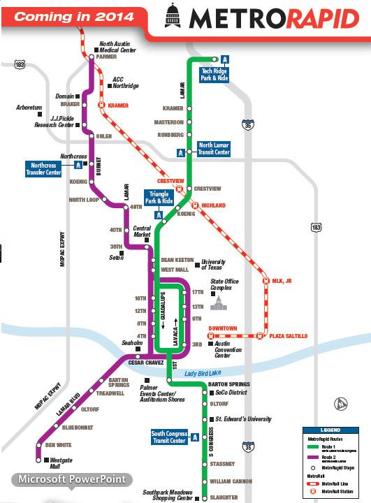 CapMetro gets 38million federal bus grant for rapid transit in