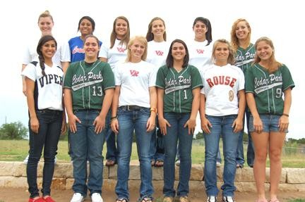 HCN Dazzling Dozen: Girls' Softball | Hill Country News