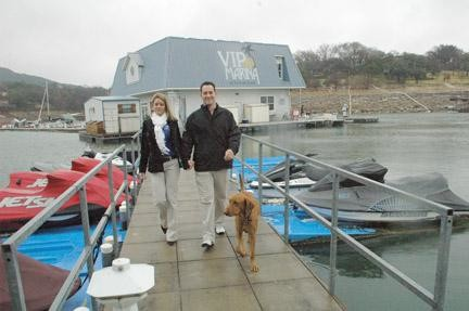 New owner takes helm at VIP Marina | Hill Country News