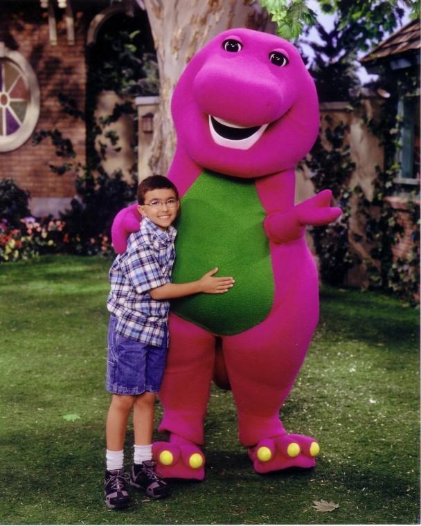 Dinosaur helped kick start CPHS actor\'s career | Hill Country News