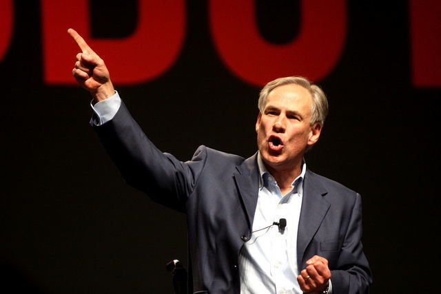 Greg Abbott was elected Governor of Texas in a landslide on Tuesday, Nov. 4, 2014. Democrat challenger Wendy Davis received just 39 percent of the vote, less than Bill White, the Democrat challenger to Gov. Rick Perry in 2010.