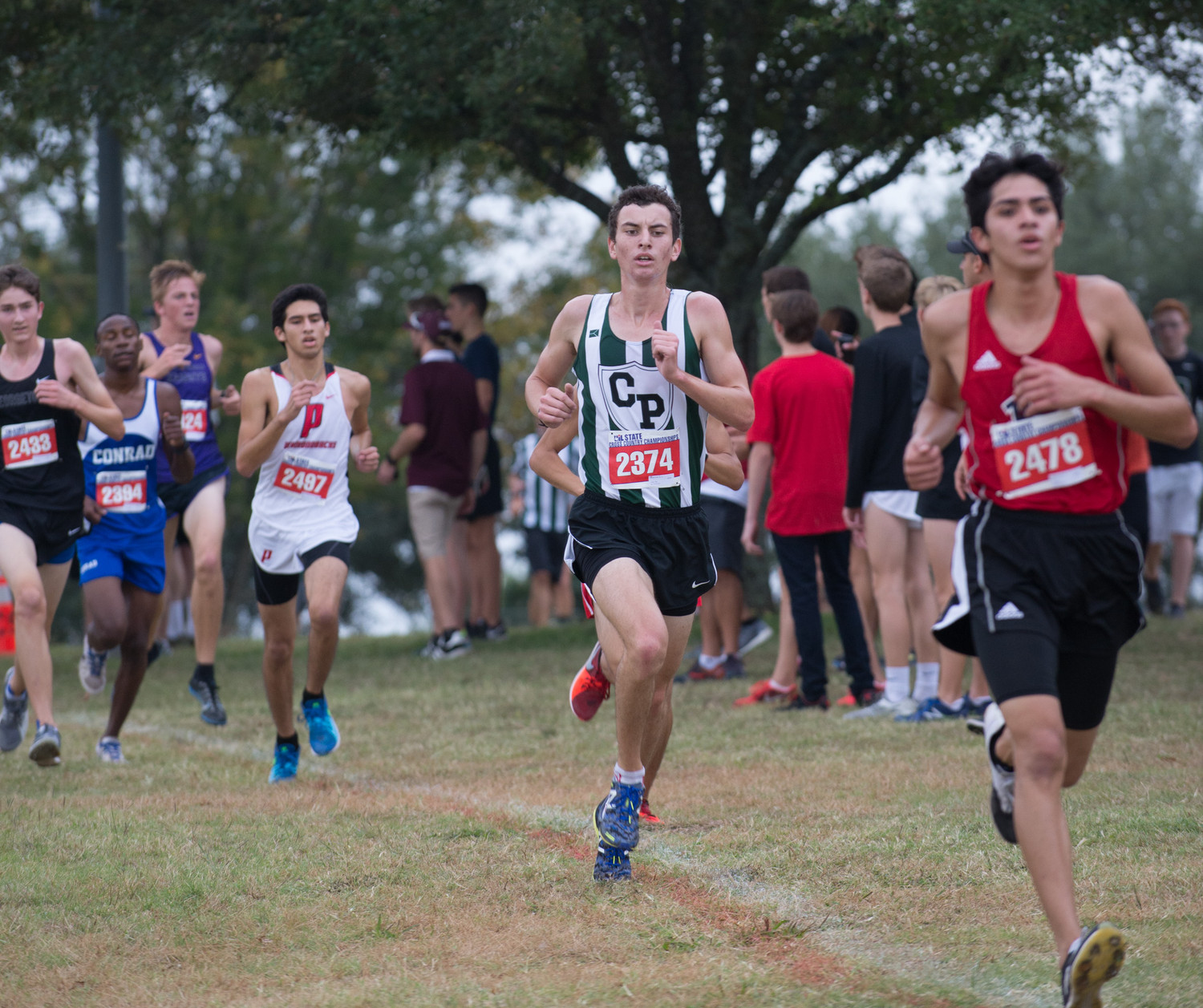 cedar park high school cross country meet