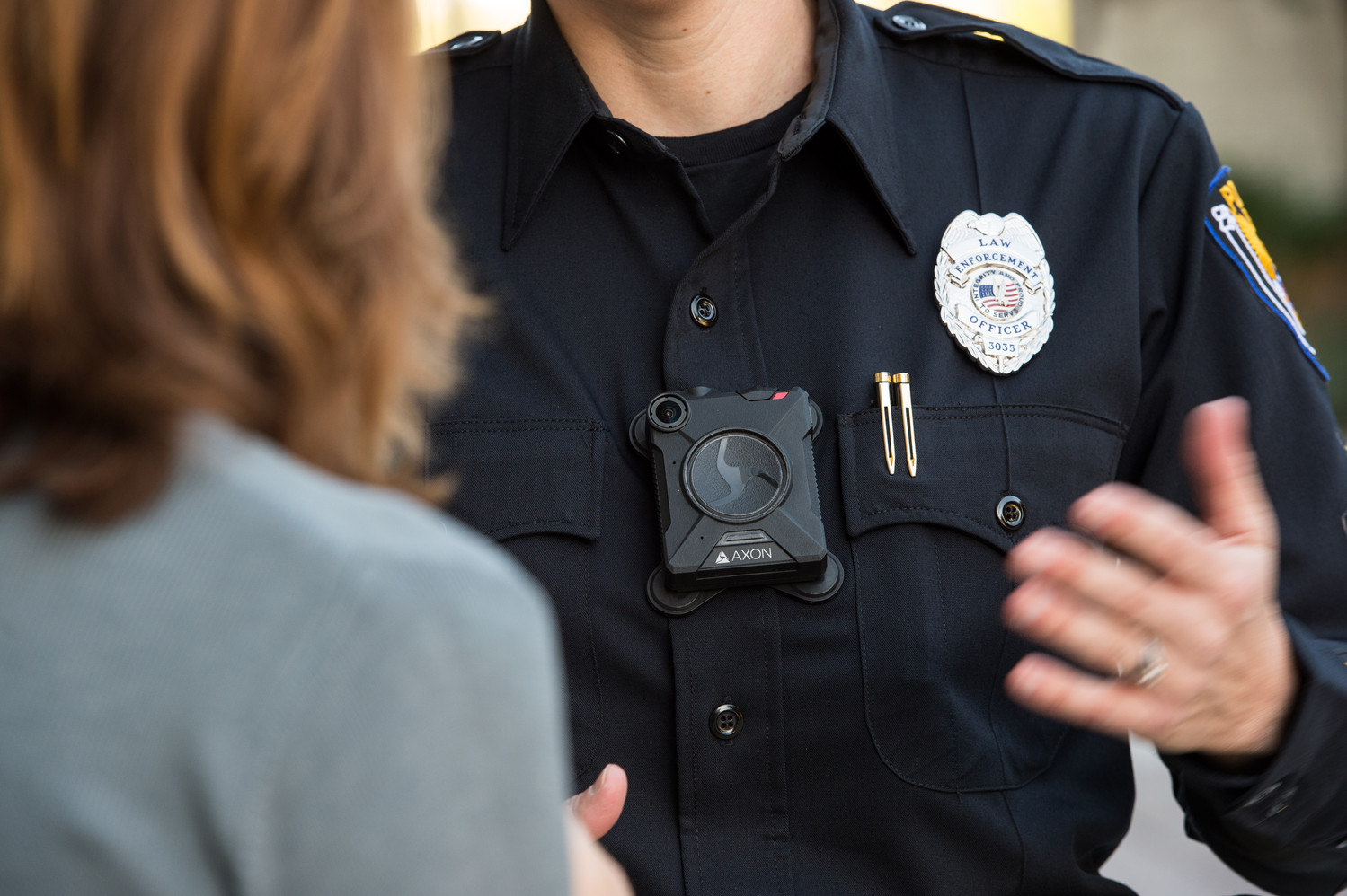 The Leander City Council Thursday authorized the police department to purchase 57 new Axon Body 2 cameras for its police officers.