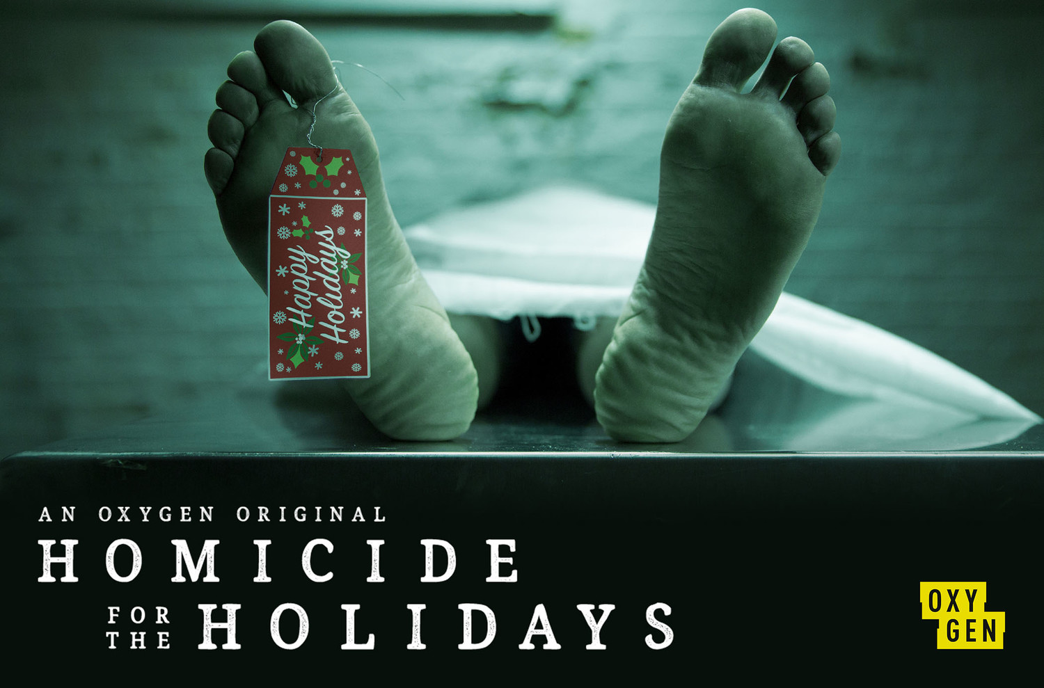 """Homicide for the Holidays"""