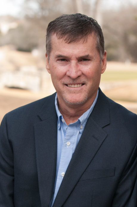 Troy Hill is one of three candidates for Leander mayor.