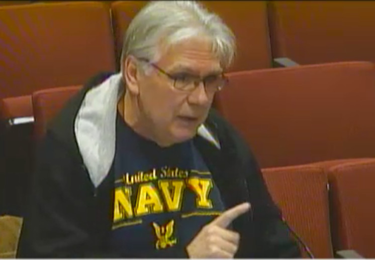 "A man who said he was a Navy veteran said he was ""mindblown"" when he heard the council had considered a Vietnam statue that omitted women."