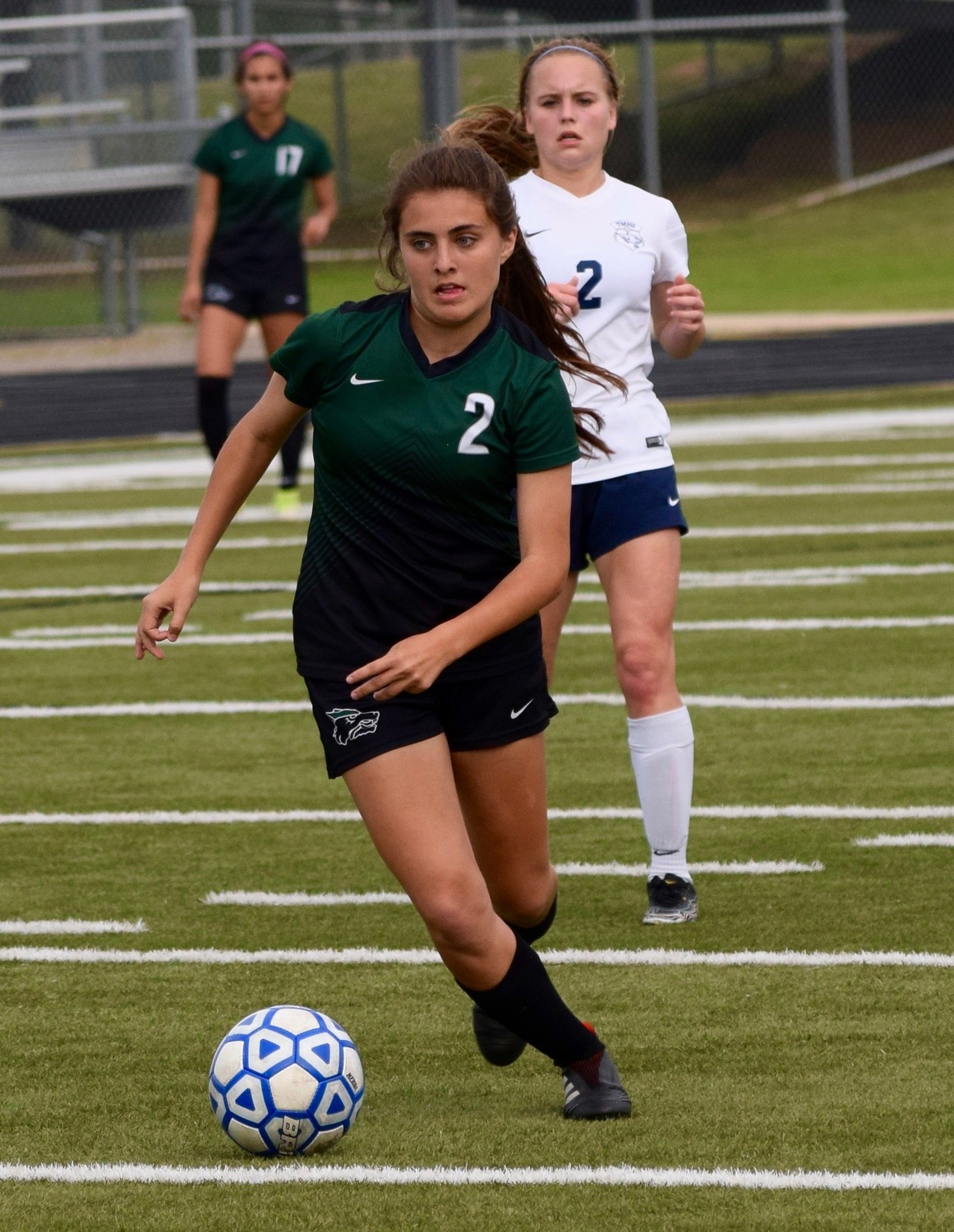 Corina Whitman and Cedar Park beat Tomball Memorial 1-0 in Bastrop on Friday to advance to the regional semifinals.