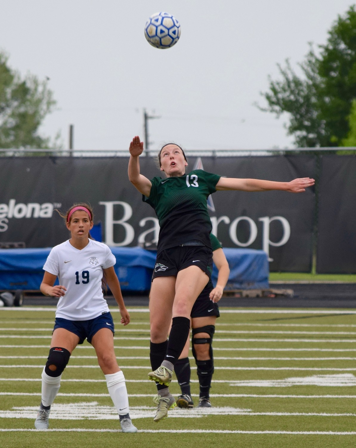 Ellie Carr and Cedar Park beat Tomball Memorial 1-0 in Bastrop on Friday to advance to the regional semifinals.
