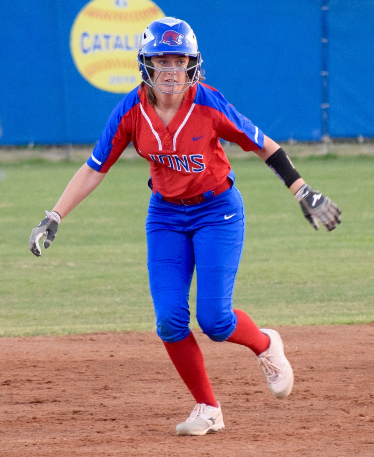 Addy Brown and Leander beat Westlake 8-5 on Tuesday night to clinch a spot in the postseason.