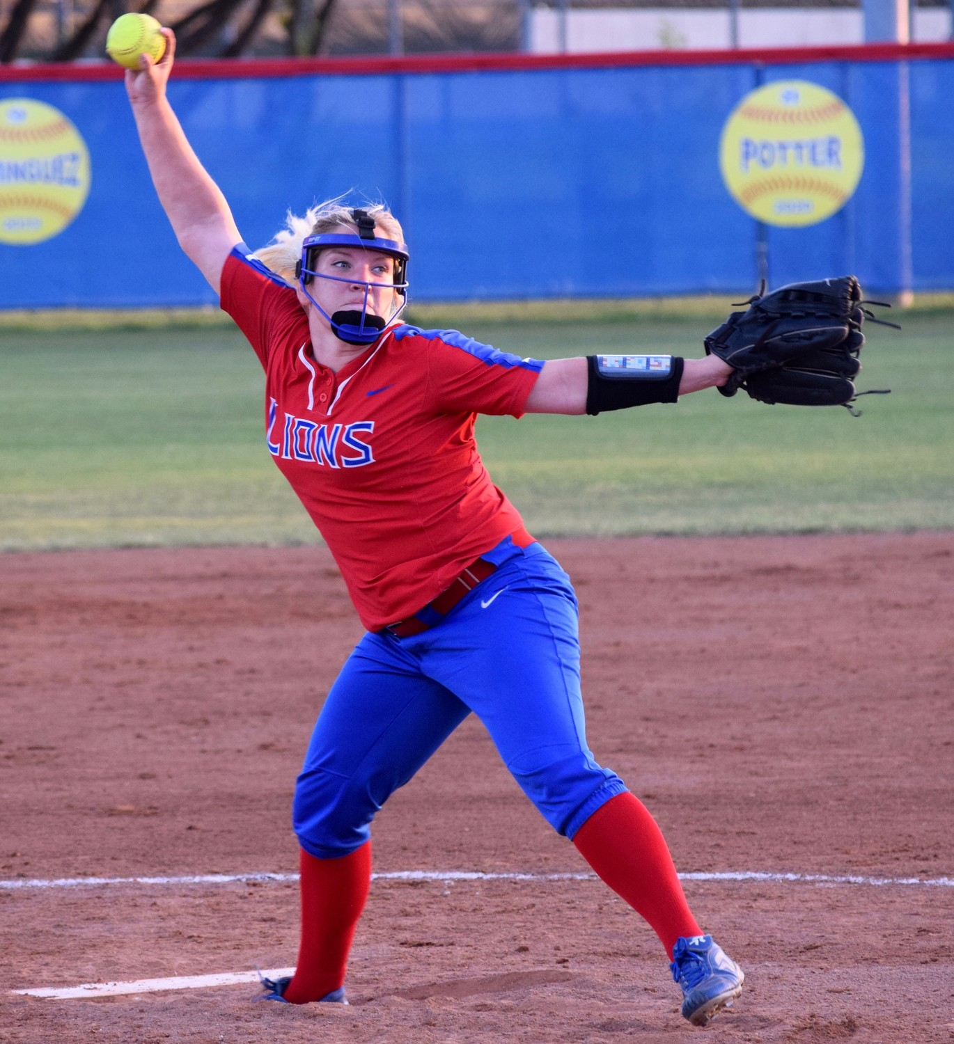 Lindsay Devlin pitched 6.1 innings and Leander beat Westlake 8-5 on Tuesday night to clinch a spot in the postseason.