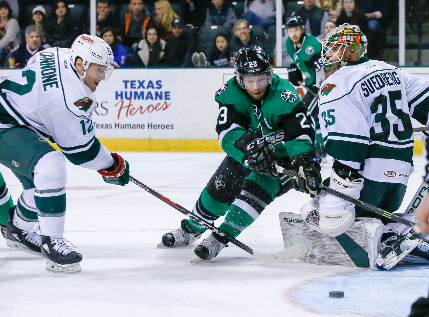 Travis Morin and the Texas Stars begin the playoffs Thursday at 7 p.m. against the Ontario Reign.