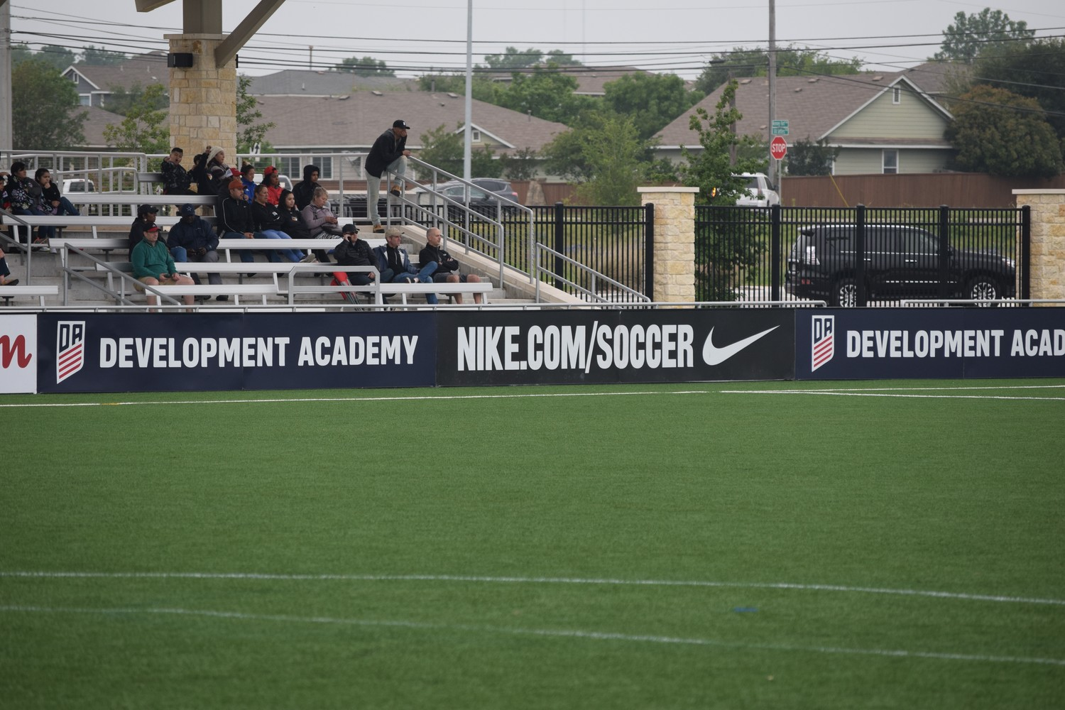 This was the first season where girls' high school soccer players had to choose between playing for their school or with the development academy.
