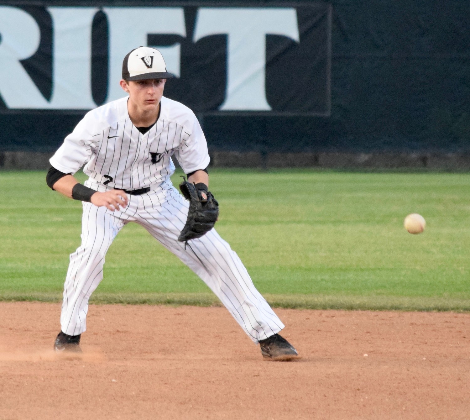 Luke Allen and Vandegrift lost 6-1 to San Antonio Reagan in the first game of the playoffs Wednesday night.
