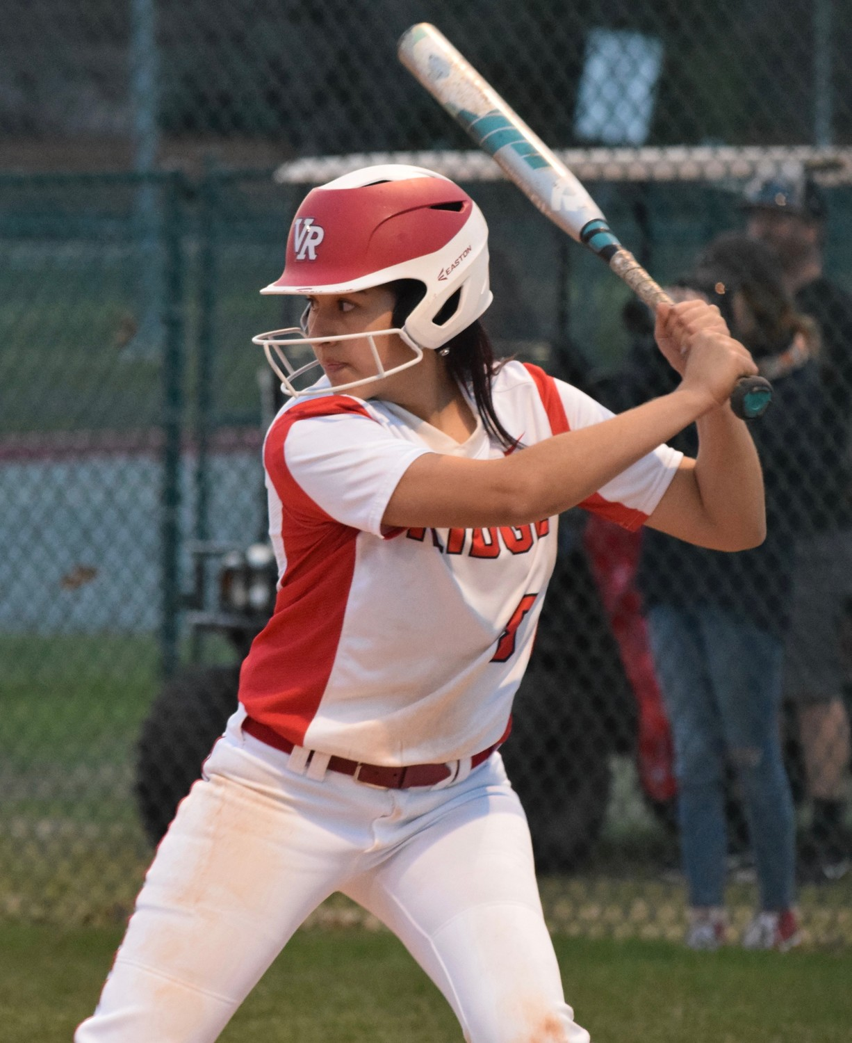 Melayna Lopez hit a pair of home runs and Vista Ridge beat San Antonio MacArthur in the first round of the playoffs. The Lady Rangers take on San Antonio Holmes in the second round.