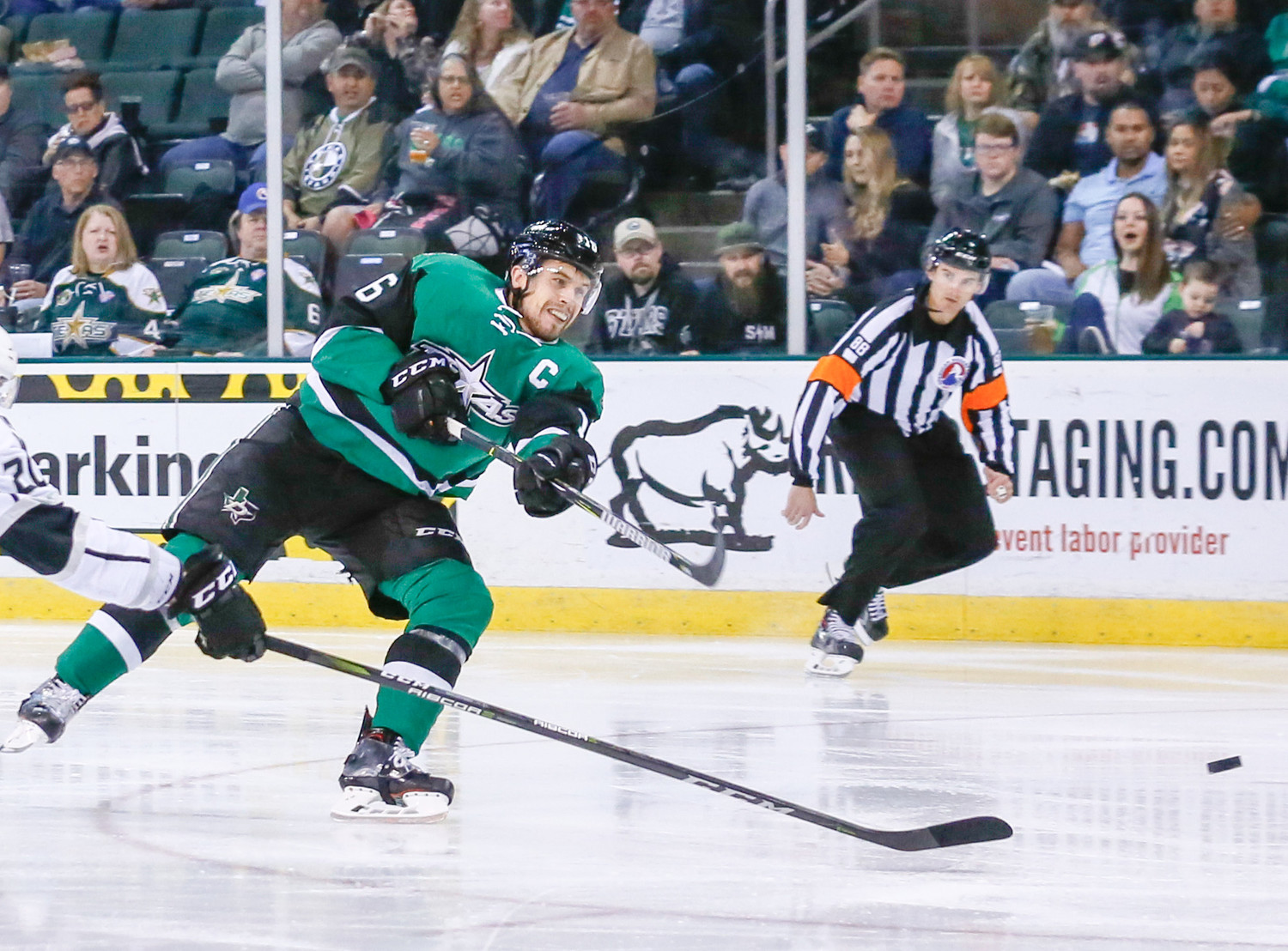 Curtis McKenzie and the Texas Stars face off with the Rockford IceHogs in the Western Conference Finals beginning Friday night. McKenzie won the Calder Cup with Texas in 2014.