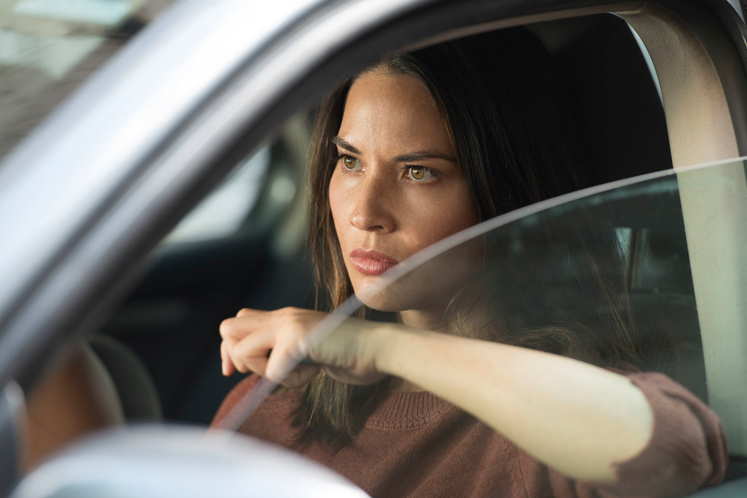 "Gina Cline (Olivia Munn) of HISTORY's ""SIX"". Season 2 returns with a special Memorial Day premiere on Monday, May 28 at 10PM ET/PT."