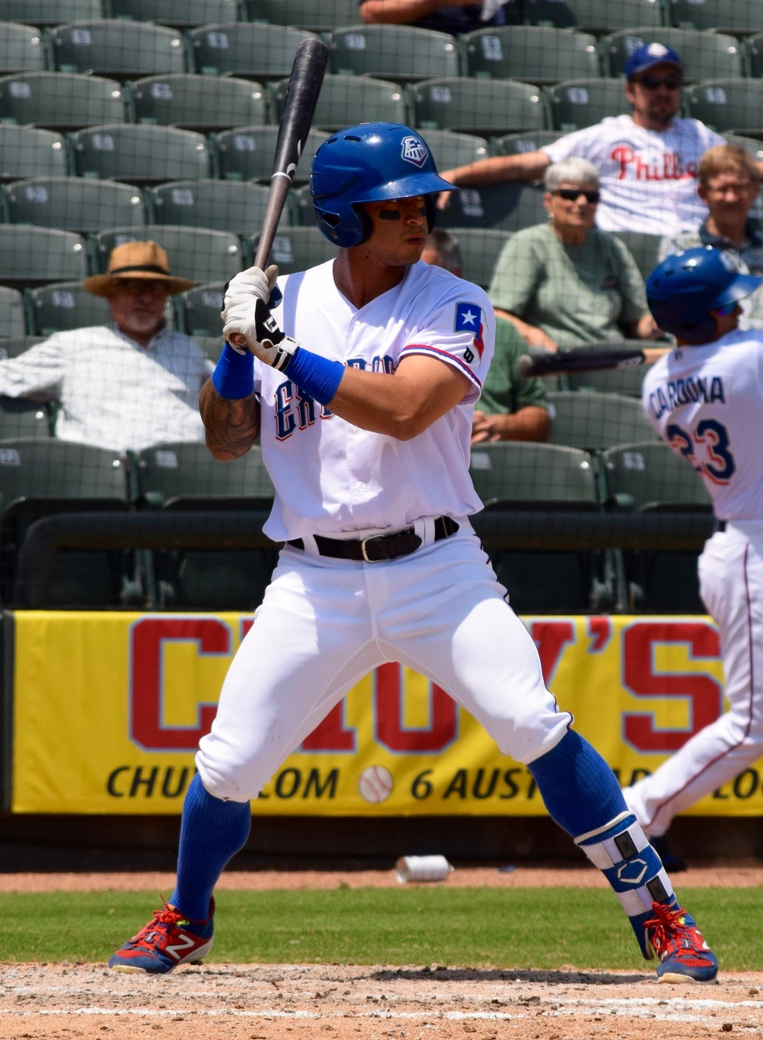 Express infielder Christian Lopes was named the PCL Player of the Week, combining to hit 12-20 with three doubles, a triple, three home runs, nine RBI and nine runs scored in that span.