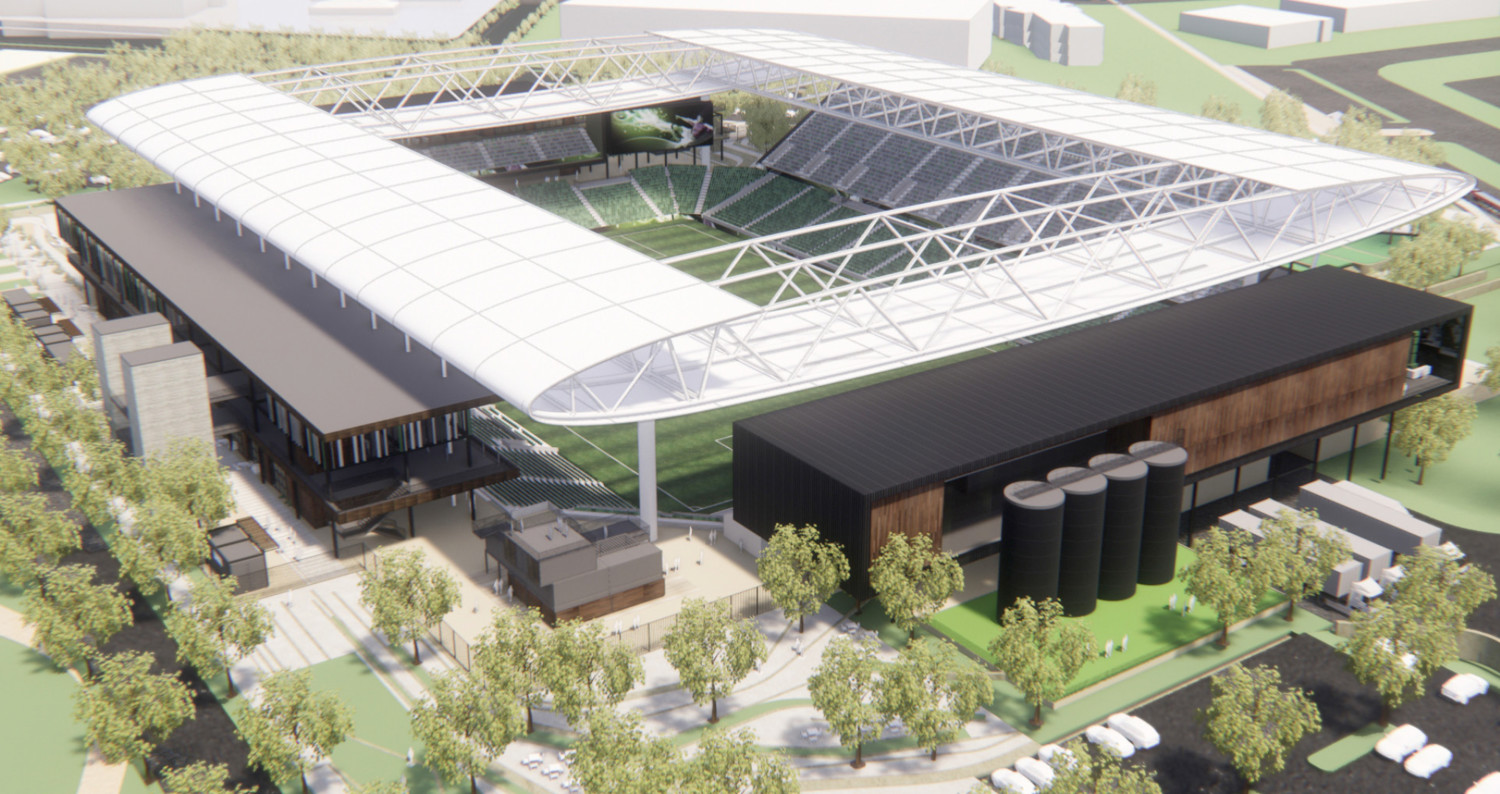 Austin City Council met Tuesday to discuss the City and Precourt Sports' Ventures' proposal to build a soccer stadium at McKalla Place