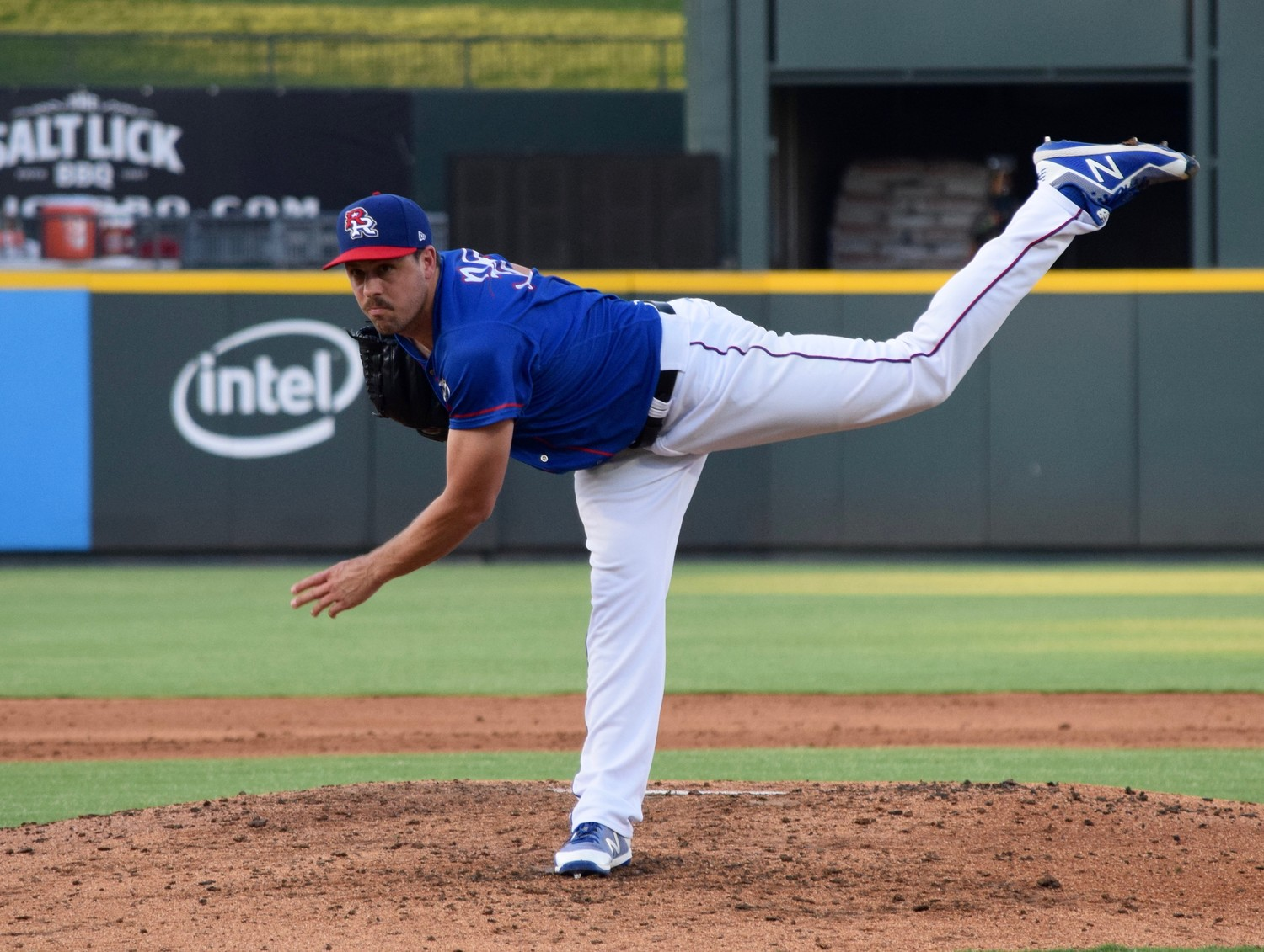 Express starter Michael Roth allowed three runs on seven hits with a pair of strikeouts and Round Rock lost 3-1 to the Sacramento River Cats on Friday night.
