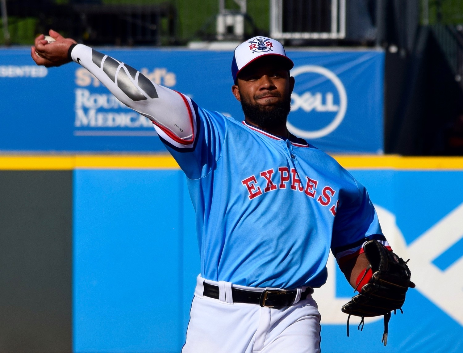 Elvis Andrus is embracing his role as a mentor, even if it is for just a couple days. He missed nearly two months with a broken bone in his elbow, the first extended time he's been away from the Rangers in his big league career.