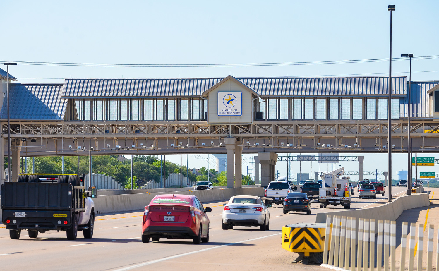 The Central Texas Regional Mobility Authority is seeking to extend the tolled portion of 183A north from Leander to Liberty Hill and to add variable toll 'express lanes' between the Lakeline Mall area and the Arboretum in Austin.