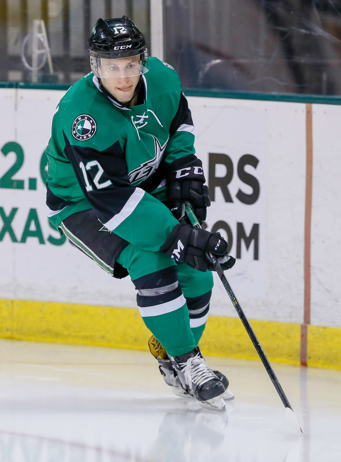 Colin Markison re-signed with the Texas Stars next season.