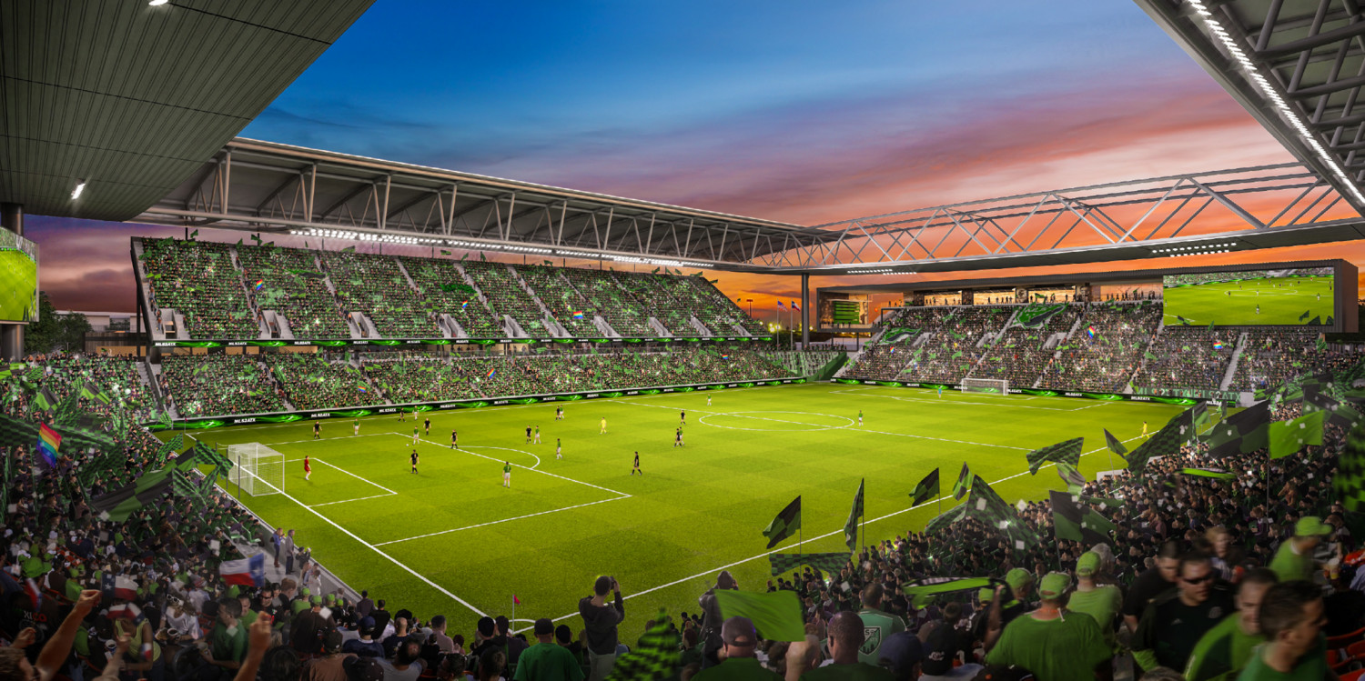 Austin City Council approved a motion to finalize negotiations to build a soccer stadium at McKalla Place, the first big hurdle in an effort to bring Major League Soccer to Austin.