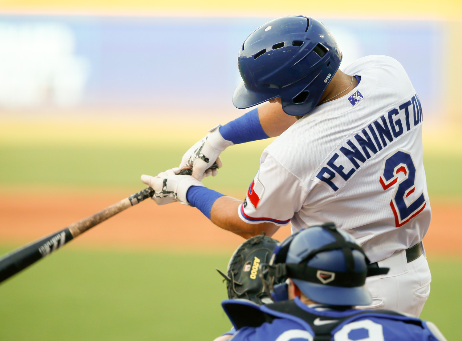 Cliff Pennington started the year with the Cincinnati Reds, appearing in 16 games. He's played at least 60 major league games in every season before this year since he was first called up late in 2008.