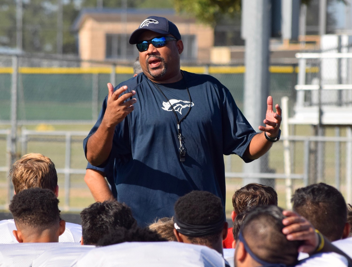 McNeil head coach Howard McMahan is hoping to change the culture of the Mavericks after missing the playoffs in the first two seasons at the helm.