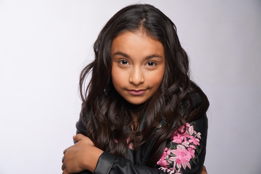 Eleven-year-old Mia Garcia is the youngest person to be nominated for Best New Female Artist at the Tejano Music Awards.
