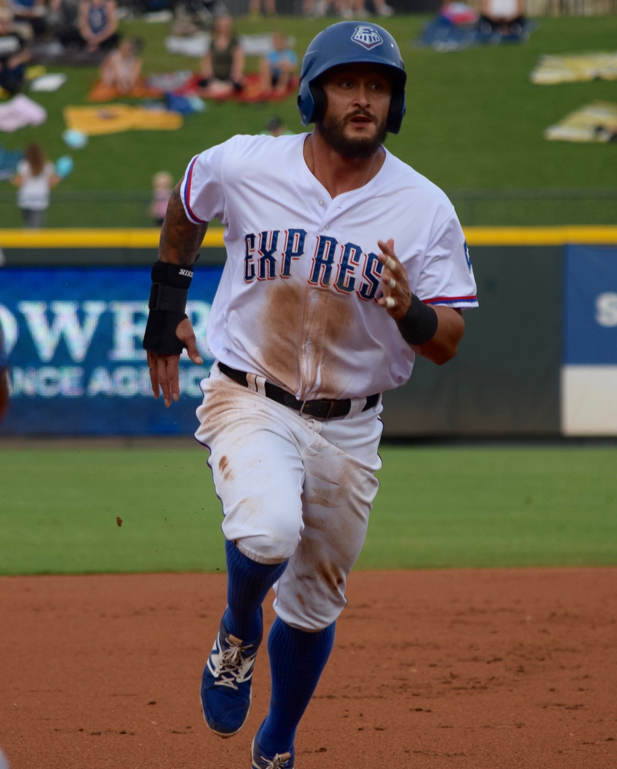 Christian Lopes started this season hot and was named PCL Player of the Week early in the year. He spent most of his time in Round Rock starting and producing at second base.