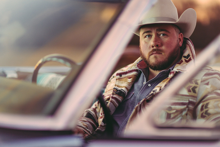 Country music artist Josh Ward will perform at the Coupland Dance Hall on Friday, Sept. 21.