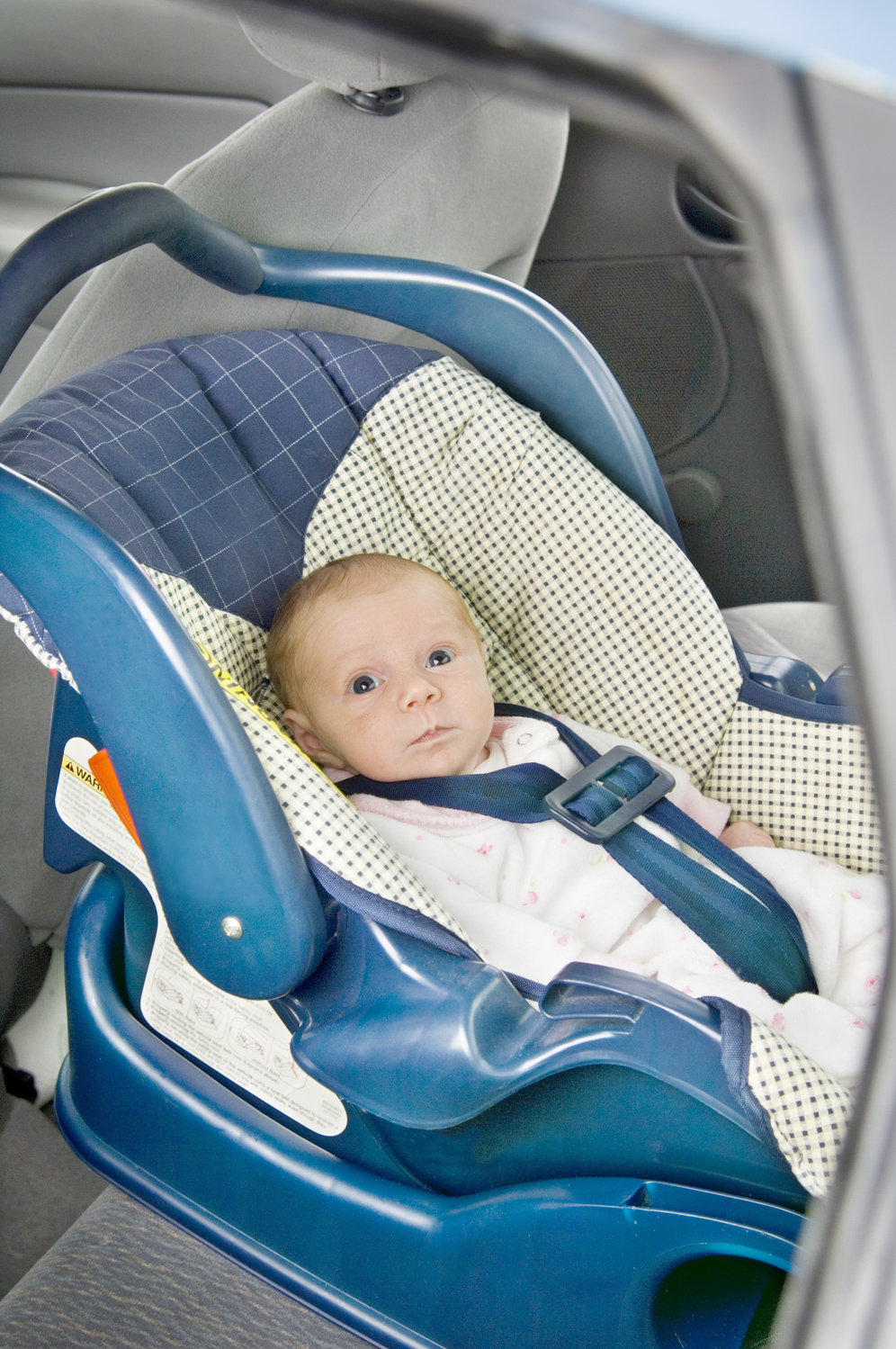 The NHTSA says child safety seats in passenger cars reduce the risk of fatal injury by 71 percent for infants and by 54 percent for toddlers.