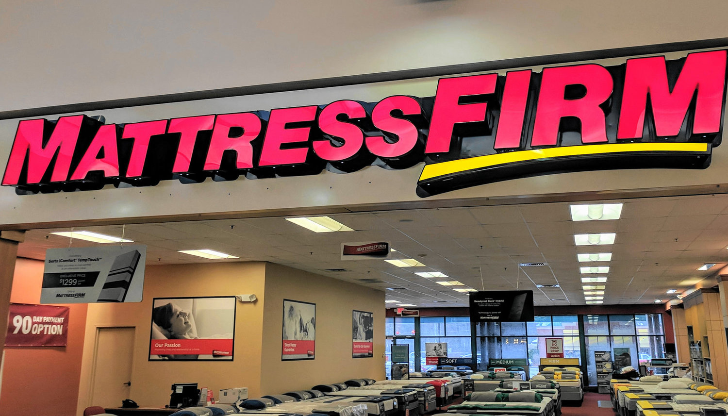 Mattress Firm announced plans to close as many as 700 stores nationwide, including locations in Cedar Park and Round Rock, following its Chapter 11 bankruptcy filing.