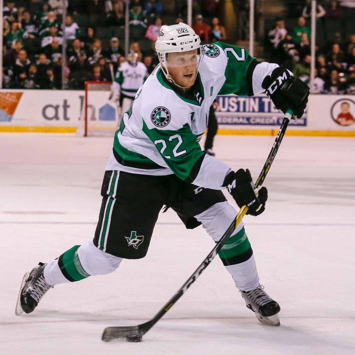 Erik Condra scored his first goal with the team and the Texas Stars swept the Iowa Wild in a two-game set last weekend.