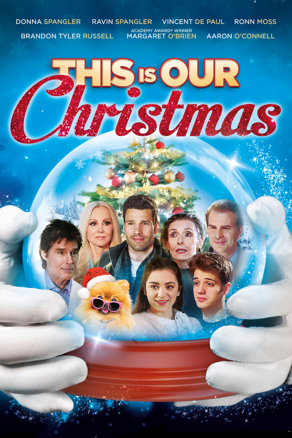 "Margaret O'Brien's ""This is Our Christmas"" is out on DVD Nov 6."