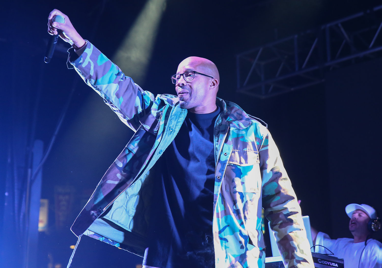 Warren G performs on the Puff Puff Pass tour on Sunday, Dec. 2, 2018 in Round Rock, TX.