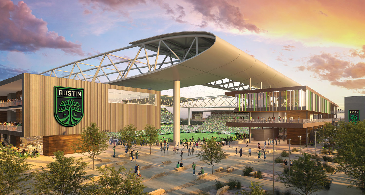 The City of Austin and Precourt Sports Ventures finalized their agreement to build a soccer stadium at McKalla Place. Groundbreaking will be in 2019 and it will be opened in 2021.
