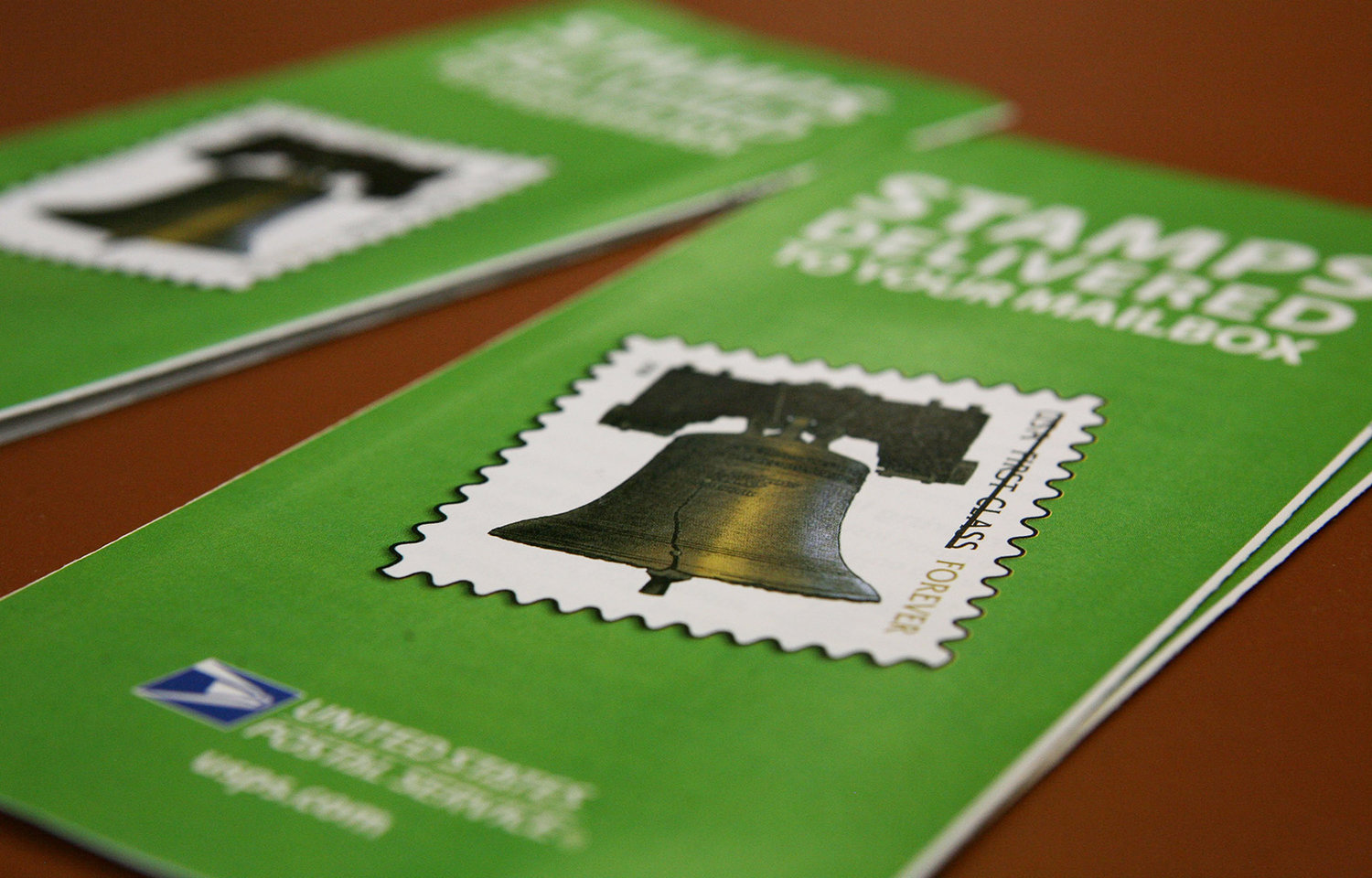 Forever stamps will cost 55 cents a pop come Jan. 27. (Justin Sullivan/Getty Images/TNS)