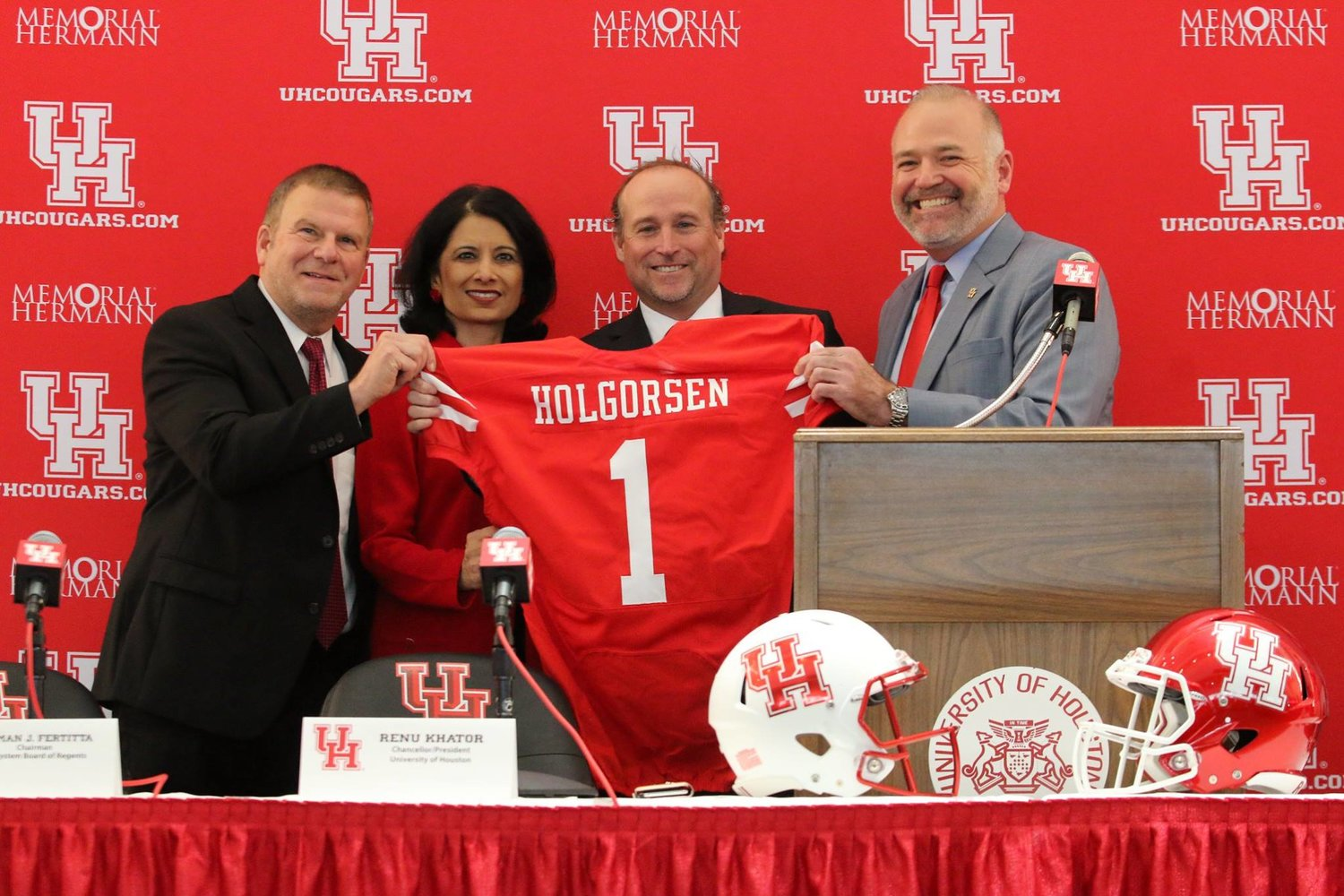 Dana Holgorsen was unveiled as the Cougars new head coach last week with reports saying he's agreed to a five-year, $20 million contract, making him the highest paid coach non-power conference school ever.