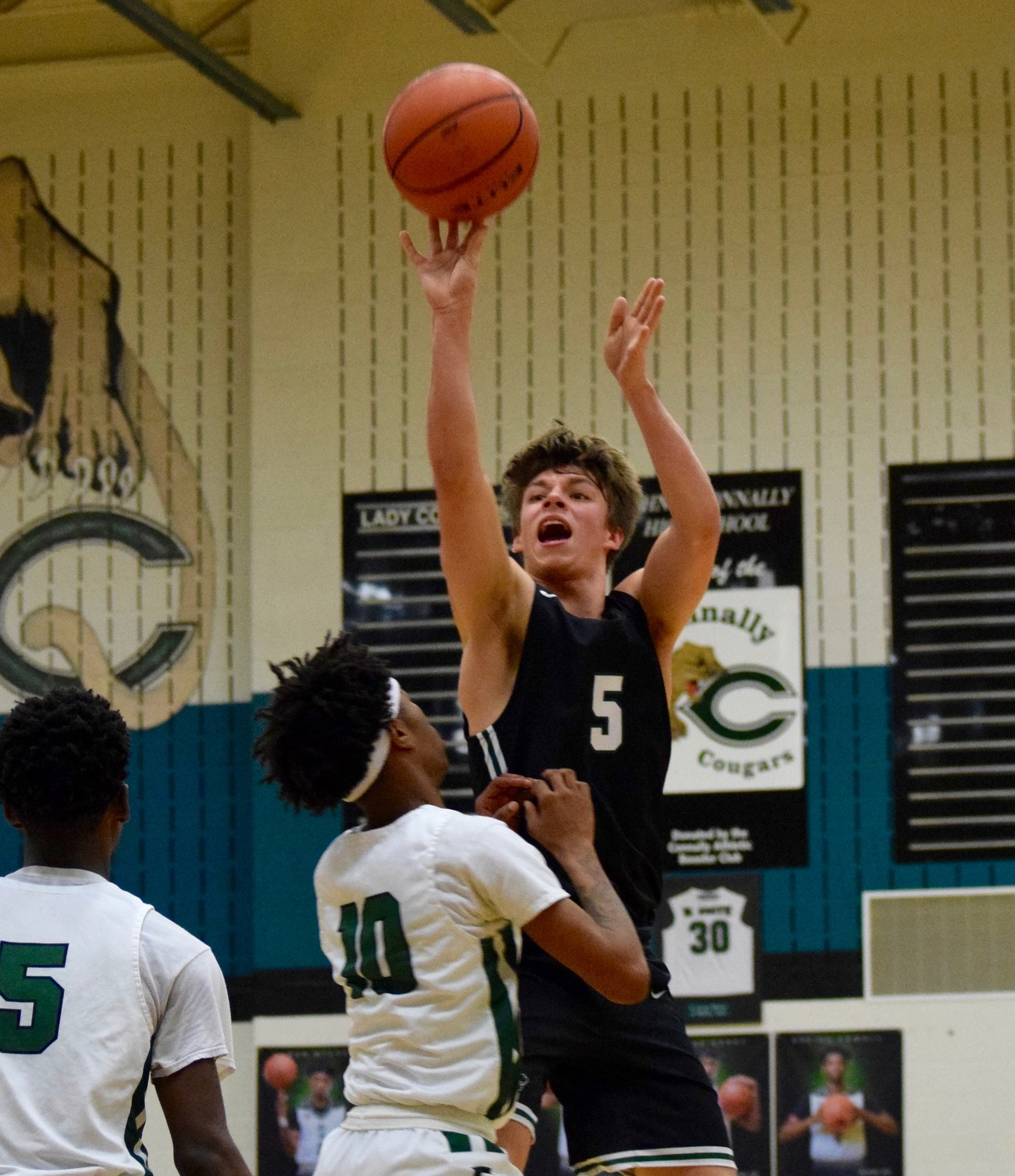 Jacob Hester scored a team-high 19 points and Cedar Park beat Connally 60-53 on Friday night to take the top spot in District 17-5A and stay unbeaten in district play.